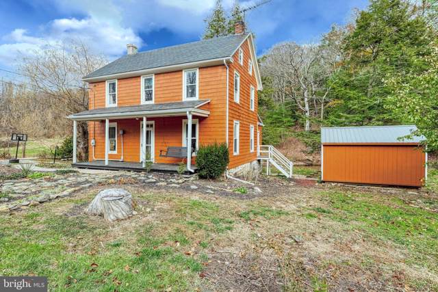 1579 Deer Creek Road, NEW FREEDOM, PA 17349 (#PAYK127236) :: The Heather Neidlinger Team With Berkshire Hathaway HomeServices Homesale Realty