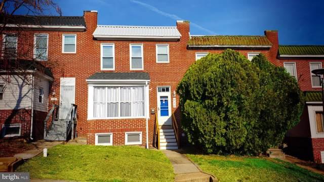 614 Radnor Avenue, BALTIMORE, MD 21212 (#MDBA488830) :: Bic DeCaro & Associates