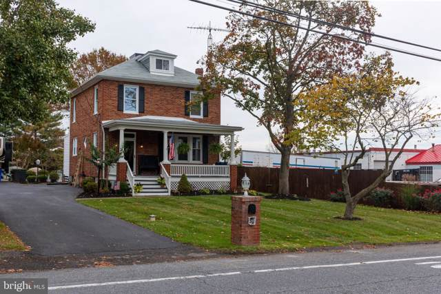 11111 Hessong Bridge Road, THURMONT, MD 21788 (#MDFR255534) :: The Licata Group/Keller Williams Realty
