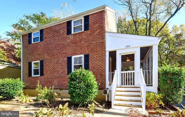 101 N Granada Street, ARLINGTON, VA 22203 (#VAAR156158) :: The Licata Group/Keller Williams Realty