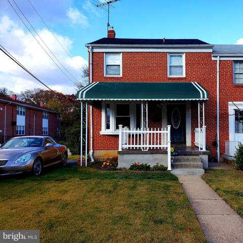 1222 Walker Avenue, BALTIMORE, MD 21239 (#MDBA490082) :: Dart Homes