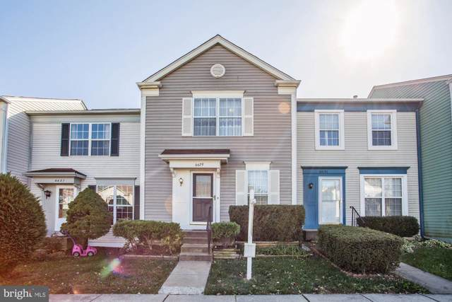 6629 High Valley Lane, ALEXANDRIA, VA 22315 (#VAFX1098330) :: The Greg Wells Team
