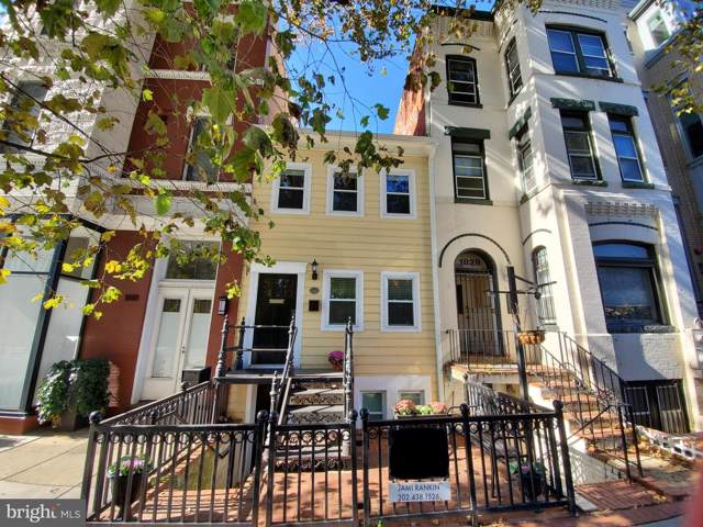 1826 18TH Street NW, WASHINGTON, DC 20009 (#DCDC449118) :: Crossman & Co. Real Estate