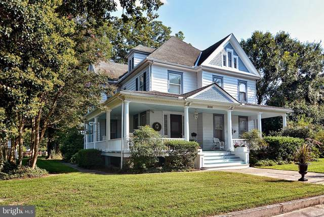 306 Mill Street, CAMBRIDGE, MD 21613 (#MDDO124572) :: Atlantic Shores Sotheby's International Realty