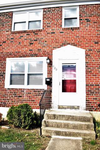 630 Charraway Road, BALTIMORE, MD 21229 (#MDBA491176) :: Homes to Heart Group