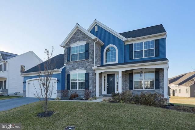 16 Blue Jay Way, LEBANON, PA 17042 (#PALN110028) :: Iron Valley Real Estate