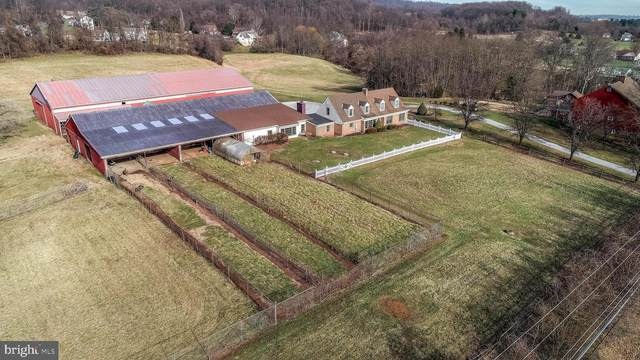 395 Valley Road, ETTERS, PA 17319 (#PAYK129576) :: The Heather Neidlinger Team With Berkshire Hathaway HomeServices Homesale Realty