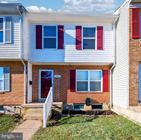 1507 Harford Square Drive, EDGEWOOD, MD 21040 (#MDHR241862) :: Homes to Heart Group