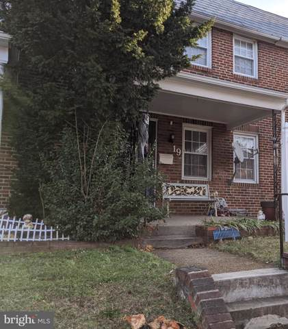 19 S Prospect Avenue, BALTIMORE, MD 21228 (#MDBC480844) :: Homes to Heart Group