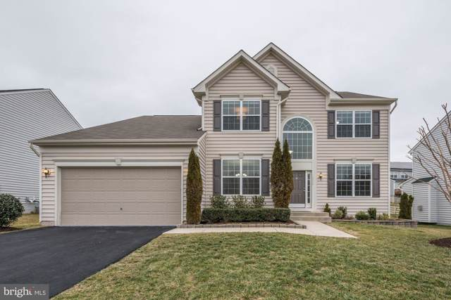 16866 Evening Star Drive, ROUND HILL, VA 20141 (#VALO400426) :: AJ Team Realty