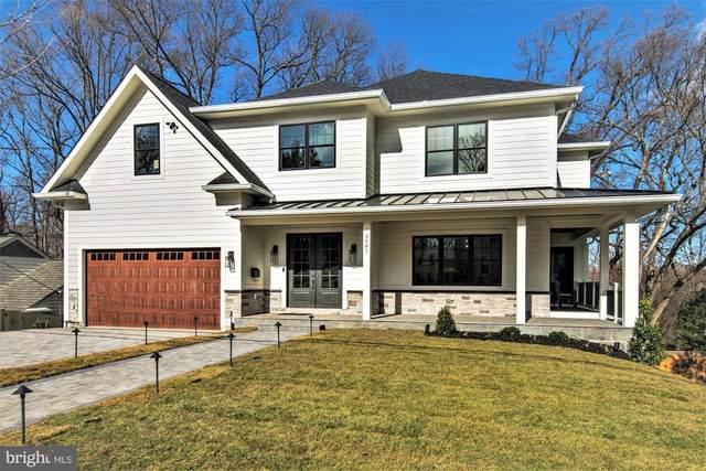 3081 N Pollard Street, ARLINGTON, VA 22207 (#VAAR157800) :: Viva the Life Properties