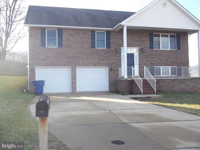 1101 Ewell Street, FRONT ROYAL, VA 22630 (#VAWR138926) :: The Dailey Group