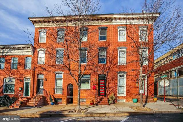 2220 Gough Street, BALTIMORE, MD 21231 (#MDBA495286) :: Bic DeCaro & Associates