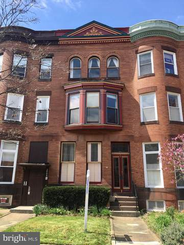 2908 Saint Paul Street, BALTIMORE, MD 21218 (#MDBA496864) :: Bic DeCaro & Associates