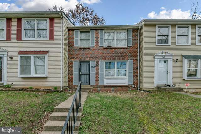 262 Possum Court, CAPITOL HEIGHTS, MD 20743 (#MDPG556186) :: Larson Fine Properties