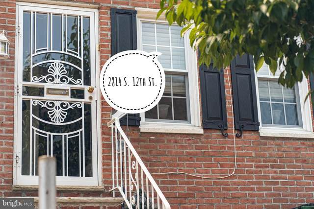 2814 S 12TH Street, PHILADELPHIA, PA 19148 (#PAPH863560) :: Larson Fine Properties