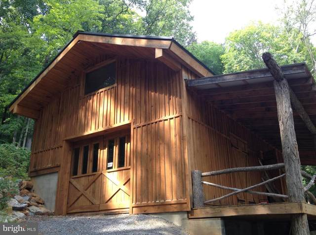 1840 Rockford Road, GREAT CACAPON, WV 25422 (#WVMO116396) :: The Sky Group
