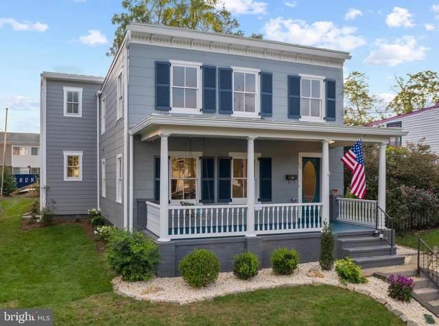 110 Caroline Street, FREDERICKSBURG, VA 22401 (#VAFB116378) :: The Licata Group/Keller Williams Realty
