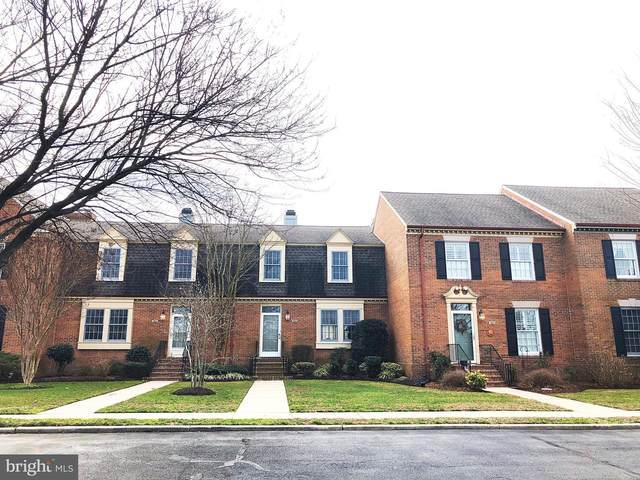 304 Perry Cabin Drive #20, SAINT MICHAELS, MD 21663 (#MDTA137206) :: Great Falls Great Homes