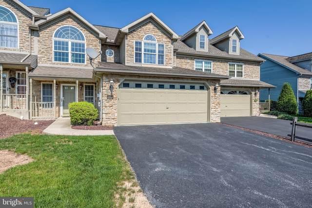 2827 Oakwood Drive, HARRISBURG, PA 17110 (#PADA118512) :: Larson Fine Properties