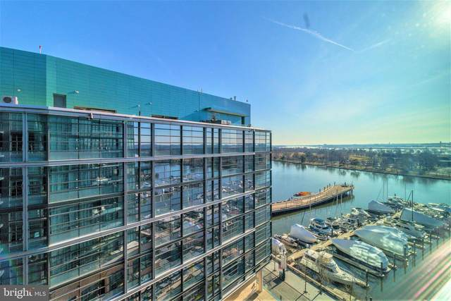 45 Sutton Square SW #1007, WASHINGTON, DC 20024 (#DCDC455734) :: Advon Group