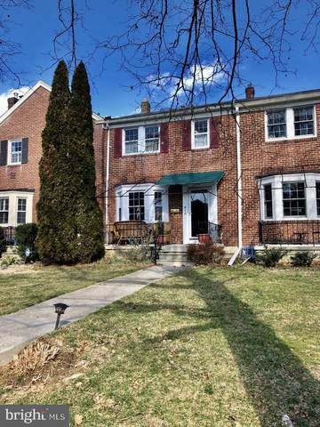 410 Regester Avenue, BALTIMORE, MD 21212 (#MDBC483510) :: Homes to Heart Group