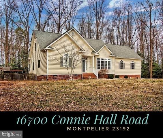 16700 Connie Hall Road, MONTPELIER, VA 23192 (#VAHA100886) :: Bruce & Tanya and Associates