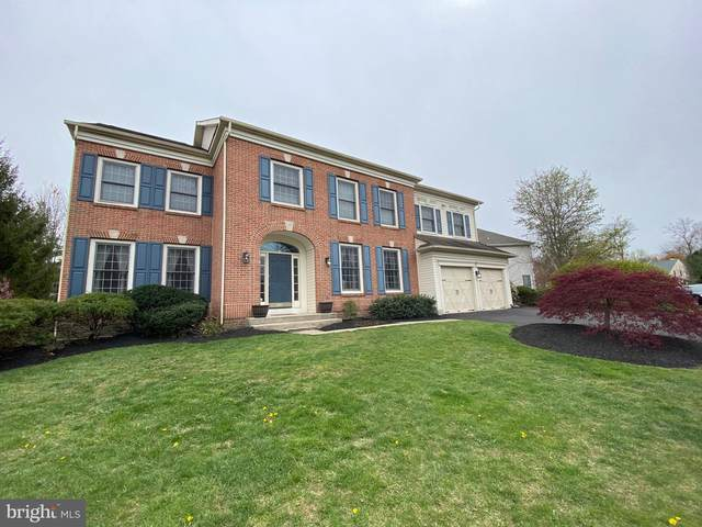 631 Woodbrook Drive, AMBLER, PA 19002 (MLS #PAMC637018) :: The Premier Group NJ @ Re/Max Central