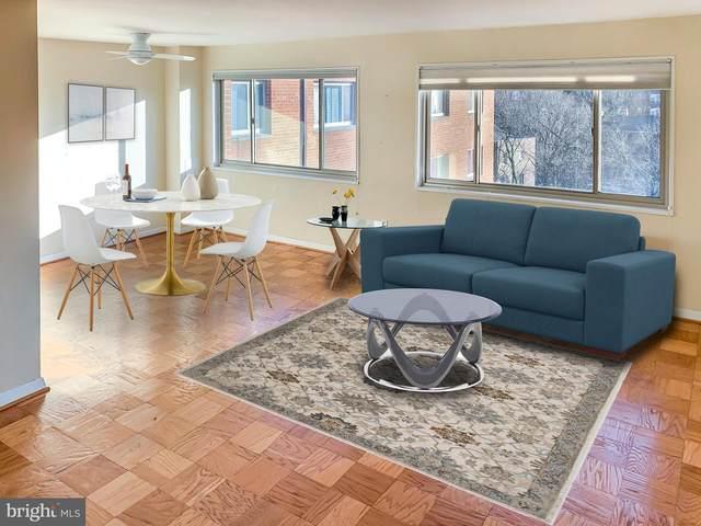 3900 Tunlaw Road NW #602, WASHINGTON, DC 20007 (#DCDC456714) :: Jim Bass Group of Real Estate Teams, LLC