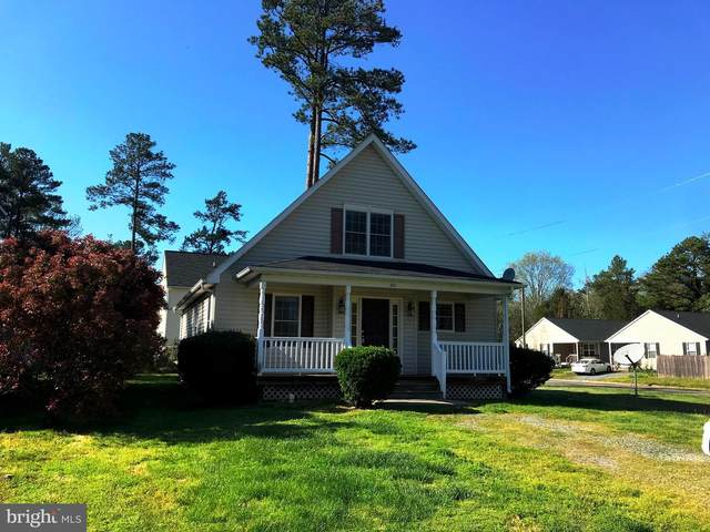 301 Third, COLONIAL BEACH, VA 22443 (#VAWE115750) :: CR of Maryland