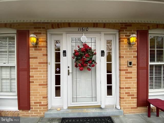 11610 Henderson Road, CLIFTON, VA 20124 (#VAFX1109906) :: Erik Hoferer & Associates
