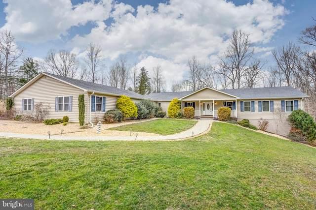 38 Rose Circle, BUMPASS, VA 23024 (#VALA120564) :: Viva the Life Properties