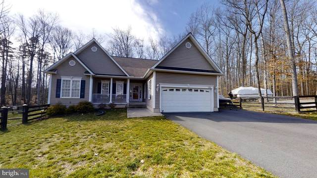 264 Lake Forest Court, MINERAL, VA 23117 (#VALA120574) :: Cristina Dougherty & Associates