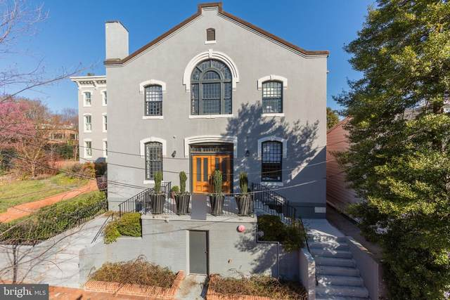2709 N Street NW #102, WASHINGTON, DC 20007 (#DCDC458380) :: The Licata Group/Keller Williams Realty
