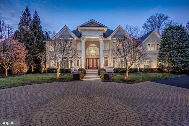 896 Alvermar Ridge Drive, MCLEAN, VA 22102 (#VAFX1111010) :: Tom & Cindy and Associates