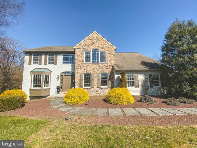 12 Longview Drive, GLENMOORE, PA 19343 (#PACT498740) :: Colgan Real Estate