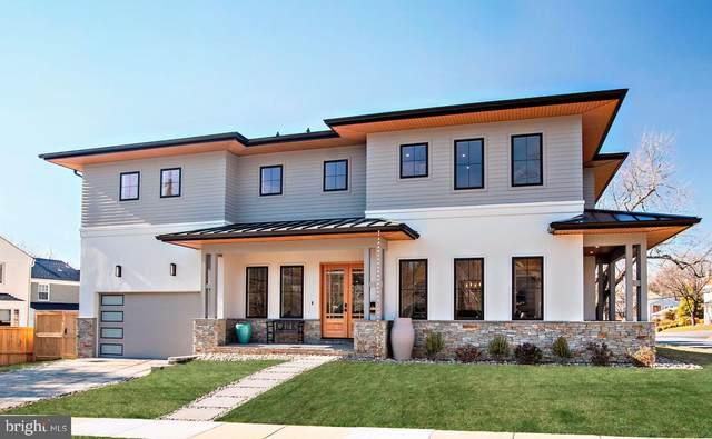 3061 N Pollard Street, ARLINGTON, VA 22207 (#VAAR159266) :: Viva the Life Properties