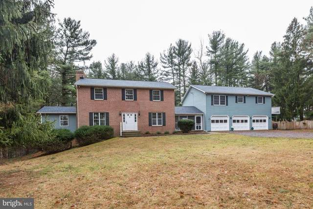 12901 Jesse Smith Road, MOUNT AIRY, MD 21771 (#MDFR260214) :: Network Realty Group