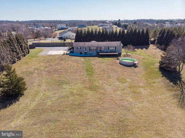 5929 Hager Road, GREENCASTLE, PA 17225 (#PAFL171482) :: The Bob & Ronna Group