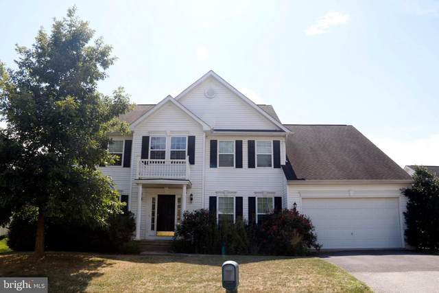 111 Hogan Drive, MARTINSBURG, WV 25405 (#WVBE175272) :: The Riffle Group of Keller Williams Select Realtors
