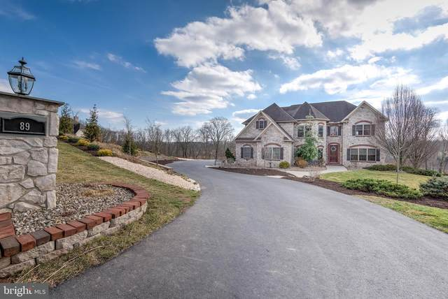89 Foxfire Lane, LEWISBERRY, PA 17339 (#PAYK134136) :: The Heather Neidlinger Team With Berkshire Hathaway HomeServices Homesale Realty