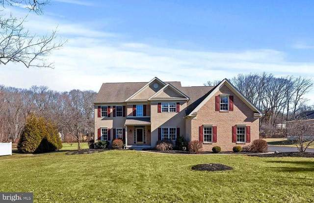 36 Pine Valley Road, DOYLESTOWN, PA 18901 (#PABU490798) :: ExecuHome Realty
