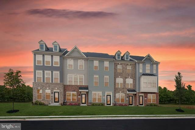 THE Clarendon 3 Story, FREDERICK, MD 21703 (#MDFR260640) :: Eng Garcia Properties, LLC