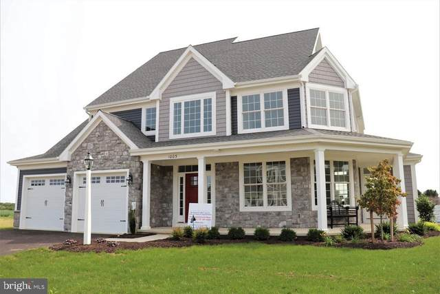 1003 Greenview Drive #74, LANCASTER, PA 17601 (#PALA159810) :: Century 21 Home Advisors