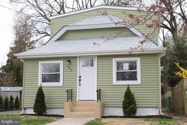 435 Hunt Avenue, HAMILTON, NJ 08610 (#NJME292876) :: Bob Lucido Team of Keller Williams Integrity