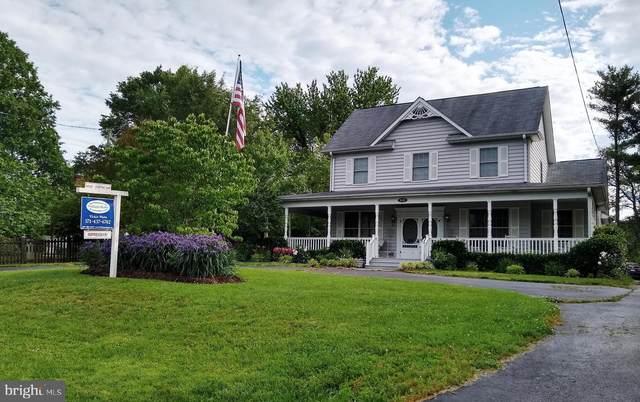 9019 Longstreet Drive, MANASSAS, VA 20110 (#VAMN139114) :: City Smart Living