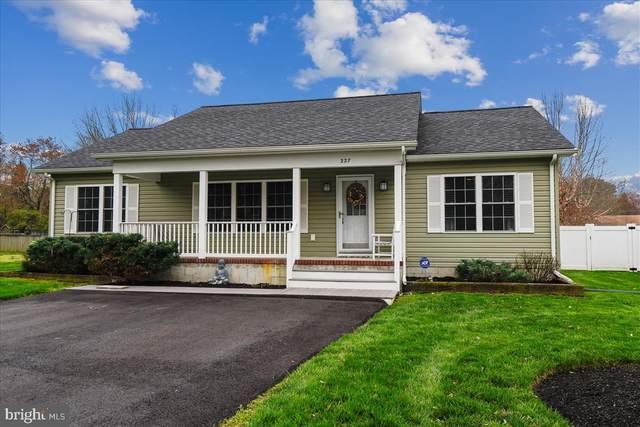 227 Evans Avenue, GRASONVILLE, MD 21638 (#MDQA143316) :: The Riffle Group of Keller Williams Select Realtors