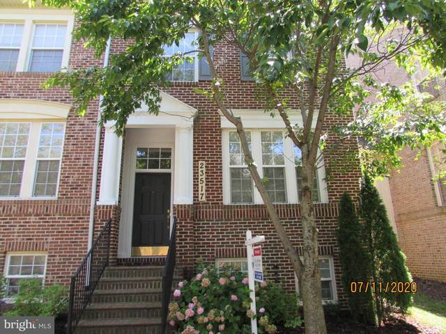 23517 Gardenside Place, CLARKSBURG, MD 20871 (#MDMC700078) :: ExecuHome Realty