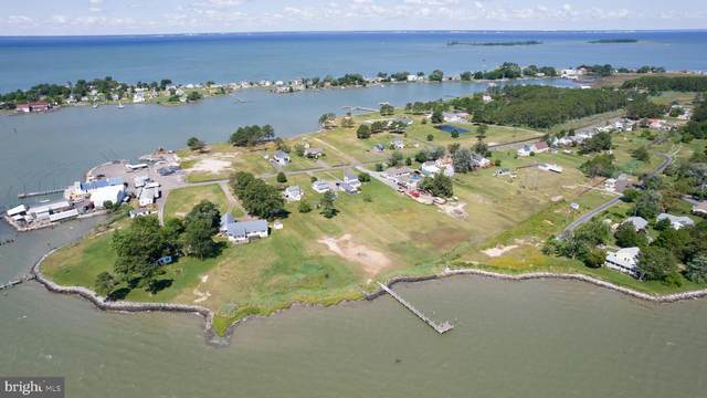2507 Old House Point Road, FISHING CREEK, MD 21634 (#MDDO125182) :: AJ Team Realty