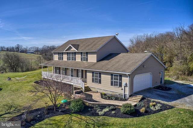 1557 Larue Road, SEVEN VALLEYS, PA 17360 (#PAYK135684) :: The Joy Daniels Real Estate Group